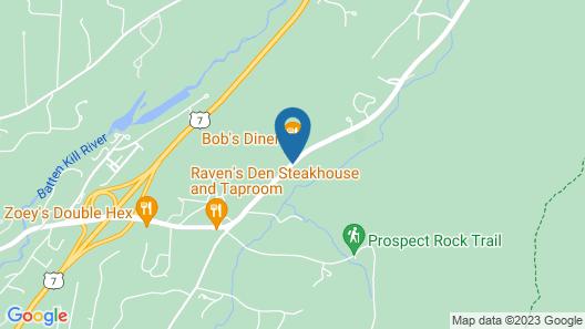 Toll Road Inn Map