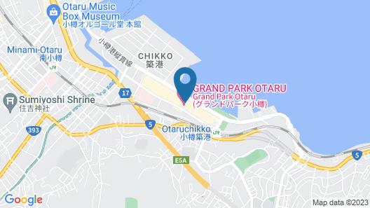 Grand Park Otaru Map