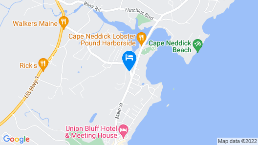 Bittersweet Bed and Breakfast Map