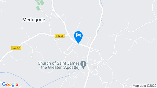 Hotel Herceg Map