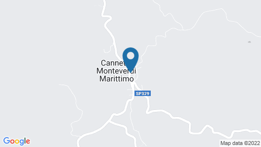 Agriturismo Villetta Di Monterufoli Map