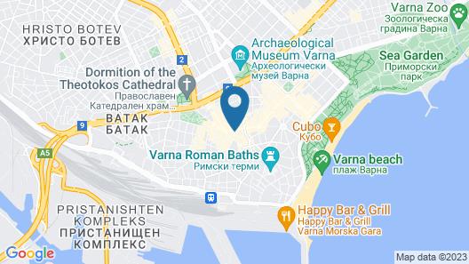 HOSTEL MUSALA Map