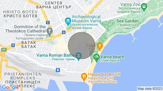 Top Location Apartment Koloni Map