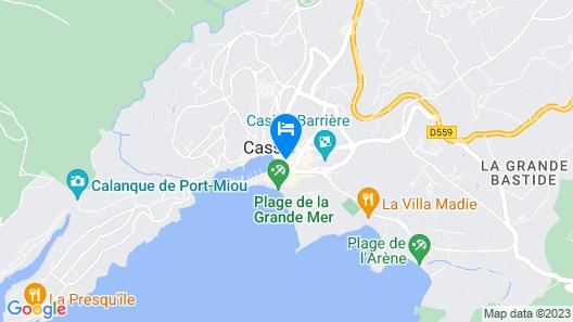 Le Cassiden Map