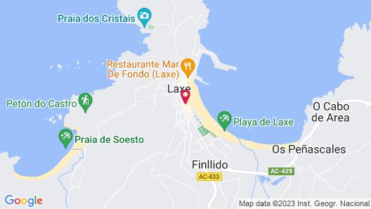 Hotel O Nautico Map