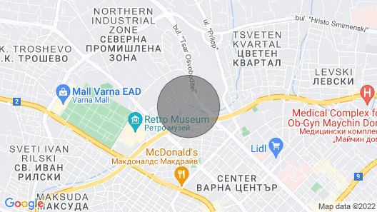 I offer accommodation in a private apartment.  Map