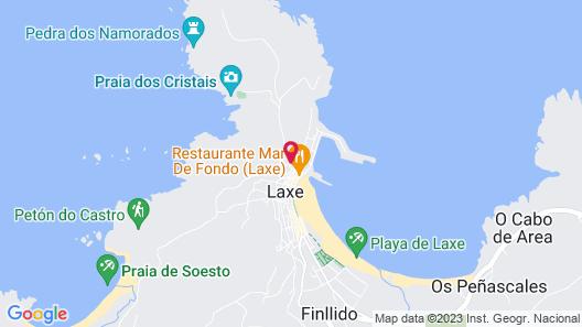 Casa Dolores Mato Map