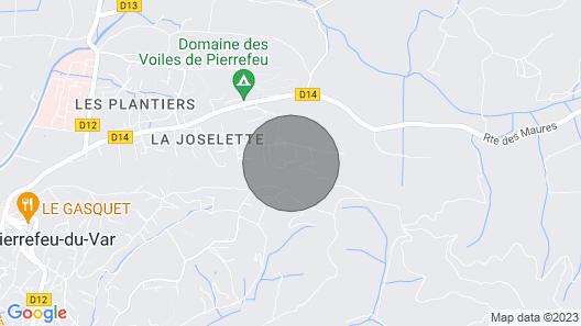 Villa Neuve Comtenporaine Map