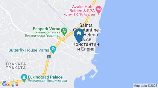 Villa Chinka by Astor Garden Hotel Map