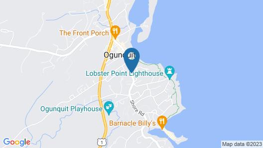 Pink Blossom Family Resort Map