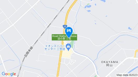 Hotel Taiko Map