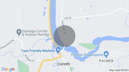 Cozy Rustic Bungalow Map