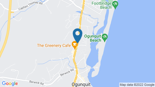 The Sea View Motel Map