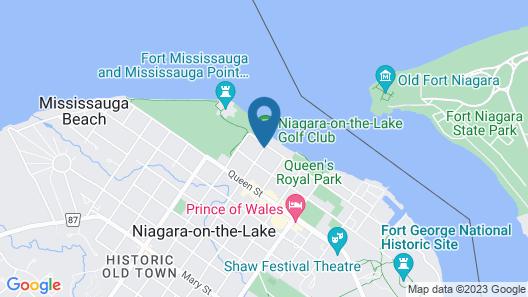 Oban Inn Map