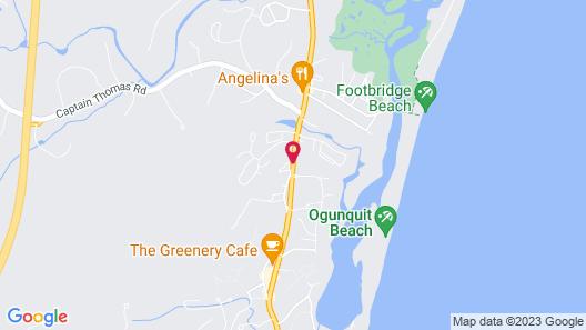 Ogunquit Tides Resort Map
