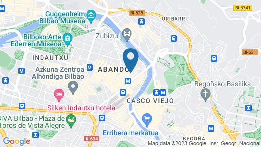 Abando Map