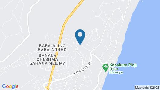 Villa Eden Map