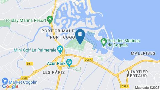 Marina Paradise Map