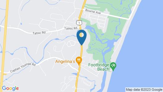 Ogunquit Hotel & Suites Map