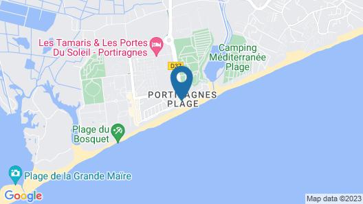 Hôtel Le Mirador Map
