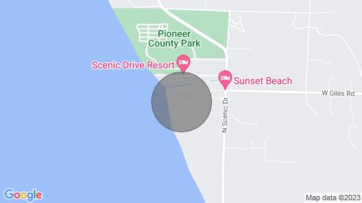 Newly Built 'gold Coast' Cottage, Walk to Lake MI Map
