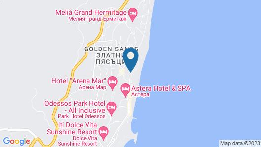 INTERNATIONAL Hotel Casino & Tower Suites Map