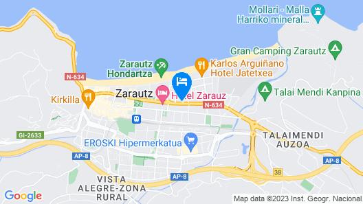 Blai Blai - Hostel Map