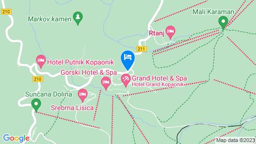 JollyKop Map