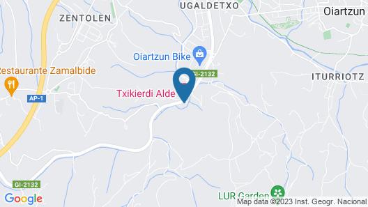 Txikierdi Alde Map