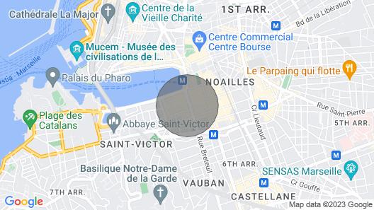 La Maison du Port Upeat Näkymät Vanhaan Satamaan Map