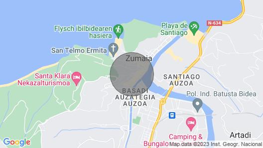 ZUNBILO - Basque Stay Map