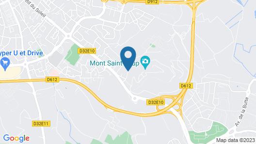 Lagrange Vacances Les Pescalunes Map