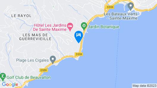 Lou Trelus Map