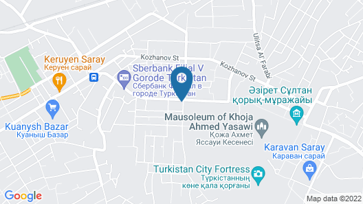 Yassy Hotel Map