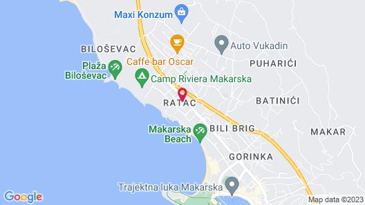 Hotel Ani Map