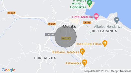 Ikuspuntu - Basque Stay Map