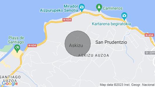 Altamira - Basque Stay Map