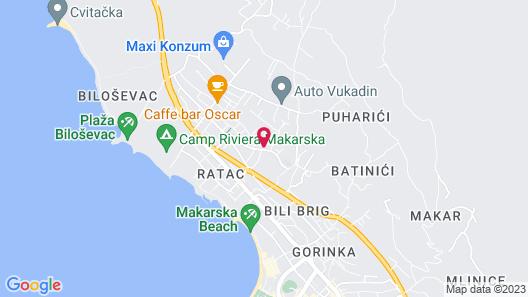 Apartment Almera N4 Map