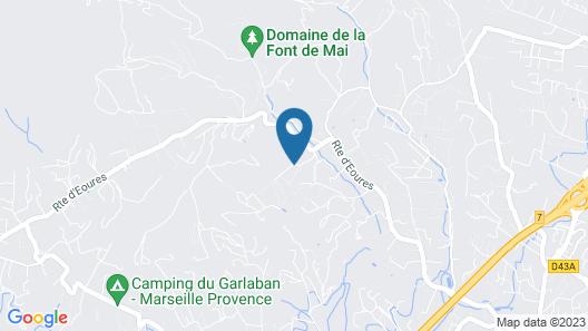 Royal Palmeraie - Chambres d'Hôtes Map