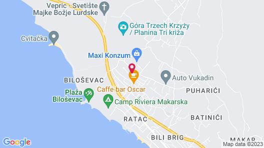 Luxury Aparthotel Map