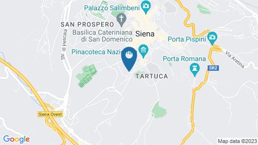 Il Chiostro del Carmine Map