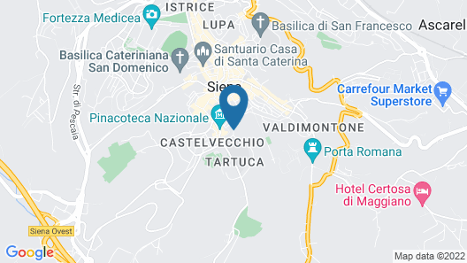 B&B Relais il Casato Map