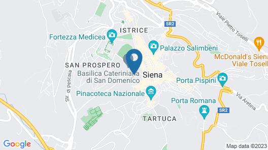Siena Vip Map