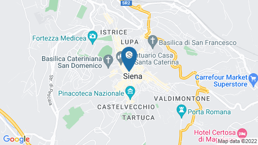 La Perla Map