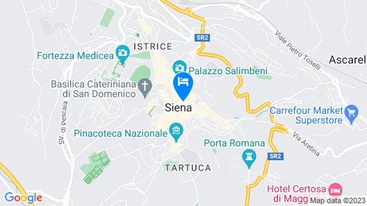 B&B Il Corso Map