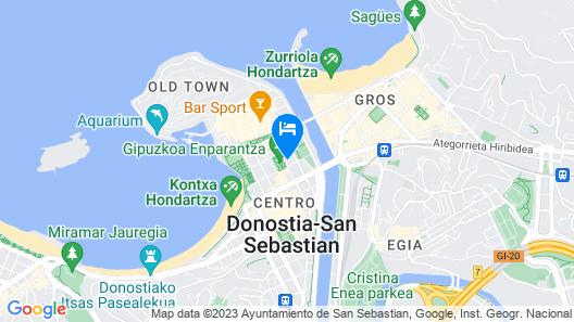 Room Mate Gorka Map