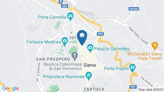 Relais degli Angeli Map