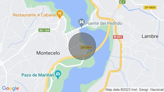 Villa Sun du Marais Map