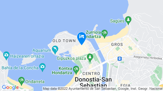 Off Beat Guesthouse Map