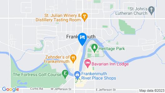 Marv Herzog Hotel Map